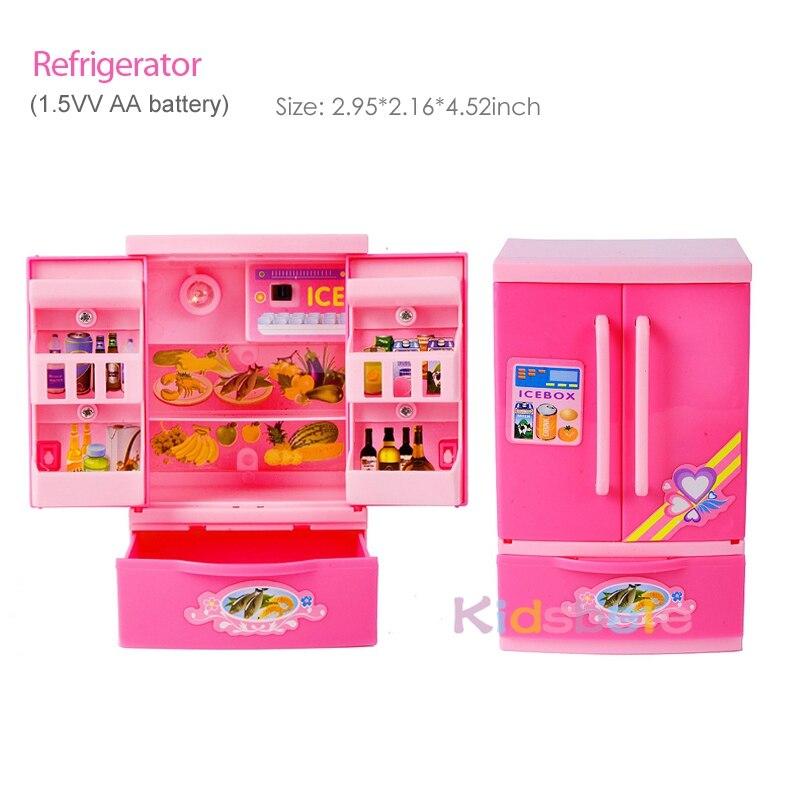 Spielzeug Für Kinder Pretend Play Rosa Mini Küche Set Kinder Haus ...