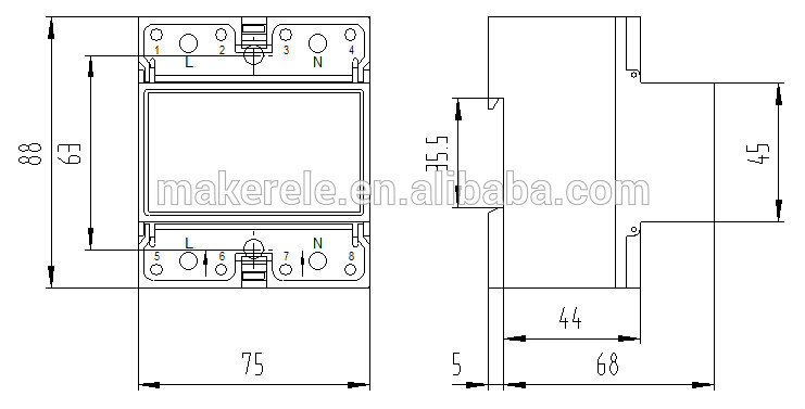 Tremendous Mk Lem011Jc Energy Meter Calibration Equipment Electronic Socket Wiring Database Hyediarchgelartorg