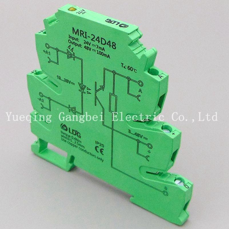 цена на MRI-24D48 optocoupler relay 24V photoelectric coupled re