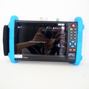 Image 4 - IPC9800 CCTV IPC العهد TVI السيدا CCTV اختبار زائد مع H.265 4 كيلو الفيديو عرض الفيديو اختبار مراقبة IP فاحص الكاميرا 7 بوصة ccrv اختبار