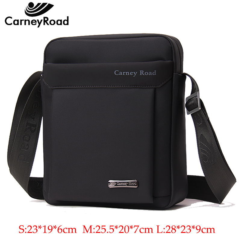Carneyroad 2018 New Fashion Business Shoulder Bags For Men Waterproof Oxford Messenger BagsCarneyroad 2018 New Fashion Business Shoulder Bags For Men Waterproof Oxford Messenger Bags