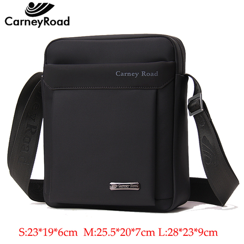 Carneyroad 2018 New Fashion Business Shoulder Bags For Men Waterproof Oxford Messenger Bags Pakistan