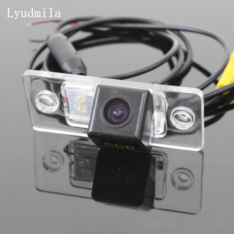 Lyudmila FOR Volkswagen VW Passat B5 / Magotan 1996~2010 / Car Rear View Camera / HD CCD Night Vision / Reversing Back up Camera