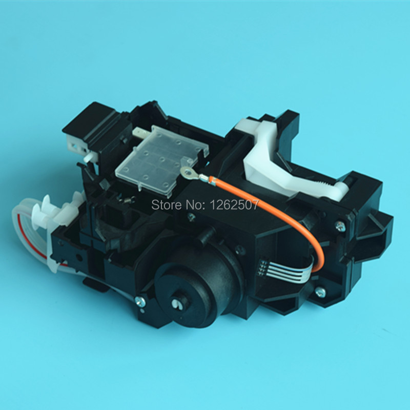 1 Set Original And New Ink Pump For EPSON R1400/R1390/R1410/R1430/ME1100 Printer 1400/1390/1410/1430 Cap Station 1 set original and new ink pump for epson r1400 r1390 r1410 r1430 me1100 printer 1400 1390 1410 1430 cap station