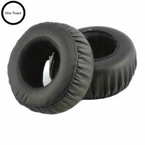 Image 1 - سوني MDR XB500 XB500 XB 500 سماعات استبدال وسادة الأذن وسادة الأذن الكؤوس غطاء للأذن وسادات الأذن إصلاح أجزاء (أسود)