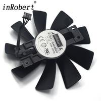 100MM APISTEK GAA8B2U PFTA DC 12V 0.45A Cooler Fan Replacement For Sapphire R9 380 380X 4G D5 OC Graphics Card Cooling Fans