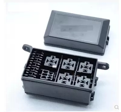 auto fuse box 6 relay relay holder 5 road the nacelle insurance carauto fuse box 6 relay relay holder 5 road the nacelle insurance car insurance in fuses from home improvement on aliexpress com alibaba group