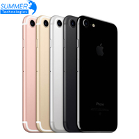 Original Unlock Apple IPhone 7 2GB RAM 32G ROM 128GB 256GB IOS 10 LTE 12 0MP