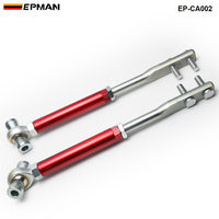 Front Pillow Ball Tension Rods FOR Nissan 89 94 S13 (Red) EP CA002