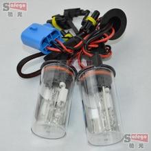 Livraison gratuite 35 w HID 9007 HB5 ampoule AC De Voiture phare De Voiture Lumière source hid lampe ampoule 6000 K 8000 K HB5 HID xenon ampoule de lampe