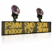 12V P5 Smd Car WiFi LED Sign indoor Storefront Open Programmable Scrolling Display Board-Industrial Grade Business Tools