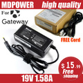 MDPOWER For Gateway Netbook Universal Laptop Power Adapter Charger 19V 1.58A Cord