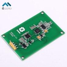 13.56 мГц RC522 RS232 RFID Беспроводной IC модуль читатель писатель карты Сенсор модуль Serial Порты и разъёмы 3.2-6 В для arduino