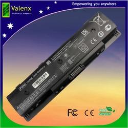 Batterie d'ordinateur portable pour HP envy 15 15 T 17 Touchsmart M7-J010DX hstnn-yb40 PI06 710417-001 709988-421, 709988-541, HSTNN-LB4N