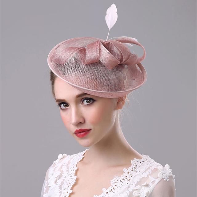 Novos Chapéus Do Casamento Para As Mulheres Do Vintage Net Chapéus De Noiva Noivas Casamento Acessó Fascinator Birdcage Rosto Véu de Noiva Véus BH010