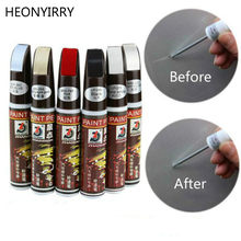 Professional Car Auto Coat Scratch Repair ปากกา Touch Up กันน้ำ Remover Applicator (China)