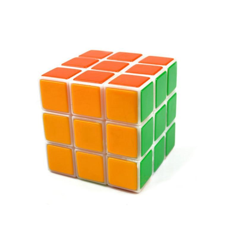 High Quality Flash Cube Restore Magic Tricks Plastic Magic Cube Magic Props Tricks 1 Second Instant Restore Cube Magical Toys