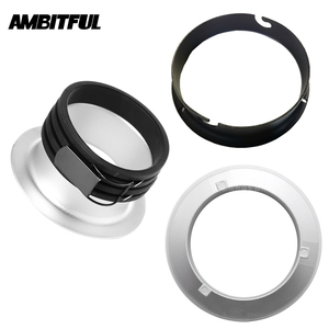 Image 1 - AMBITFUL 135mm 144mm 150mm Ring Adapter for Bowens Elinchrom Profoto Mount for AMBITFUL AL 06 AL 16