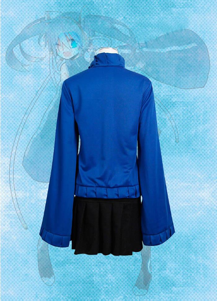 Image 3 - Kagerou Project Mekaku City Actors Ene Takane Enomoto Hoodie + Skirt cosplay Jacket Uniform Cosplay costume-in Anime Costumes from Novelty & Special Use