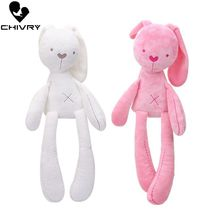 40cm Baby Soft Stuffed Animals Kids Rabbit Bear Sleeping Cute Cartoon Plush Toy Animal Dolls Children Birthday Gift