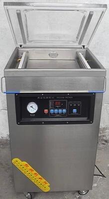 Machine de vide humide ou sec de scelleur de vide de nourriture commerciale