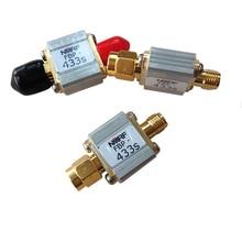 433 MHz pilot model samolotu anteny transmisji obrazu filtr pasmowy 433 M przepustowość 8 MHz