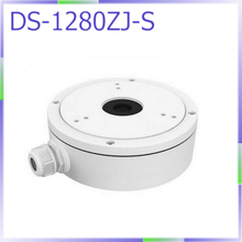 free shipping DS-1280ZJ-S cctv camera juction box for bullet camera DS-2CD2T42WD-I5/I8 DS-2CD2642FWD-IZS