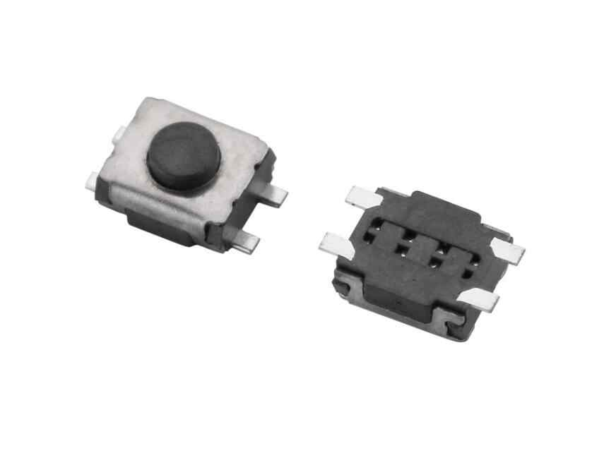 50PCS Push Button 3*4*2.0MM Momentary Tactile Tact Push Button Switch 4 Pin SMT SMD 3x4x2.0mm Micro Switch Self Reset