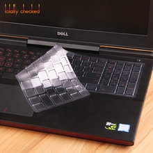 Для Dell Inspiron 15 5577 3567 3565 3568 5000 5576 3580 7000 7559 5565 15,6 дюйм чехол для клавиатуры защита для клавиатуры ноутбука кожи