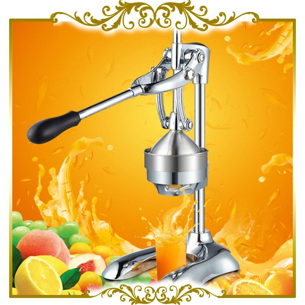 ITOP Creative Manual Juicer lemon exprimidor citrus squeezer fruit vegetable tools Zinc alloy Material healthy mini manual juicer with good price