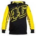Men's Sweatshirts Brand Men's Clothes Cotton Rossi VR 46 Hoodies MotoGP F1 Jackets Motorcycle Winter Motorbike re
