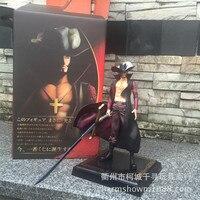 Одна часть поколения крючке Dracule Mihawk Великой галереи 2nd Ver ПВХ модель детей подарок аниме фигурку игрушки 20 см