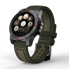 Finefun n10 smart watchกลางแจ้งกีฬานาฬิกาpedometerนอนh eart rate monitorเข็มทิศกันน้ำs mart w atchสำหรับios a ndroid