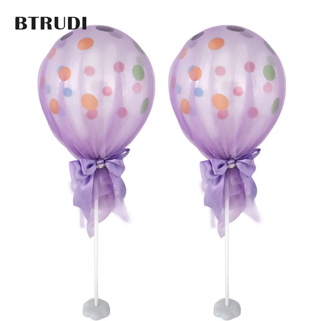 6 Set 12inch Net Yarn Balloon Packages Outdoor Wedding Decoration Birthday Decorations Balloons