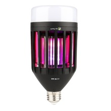 E27 led mosquito killer 2 in 1 insect UV lamp 3 modes indoor light bulb safety electronic pregnant baby