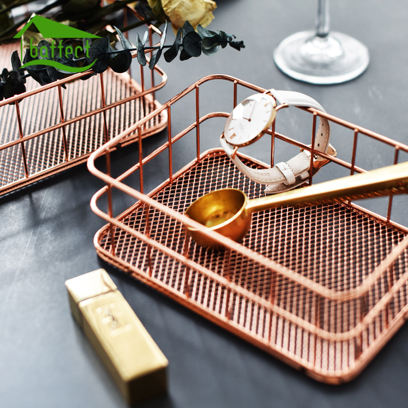 rosegold metall modeschmuck. Black Bedroom Furniture Sets. Home Design Ideas