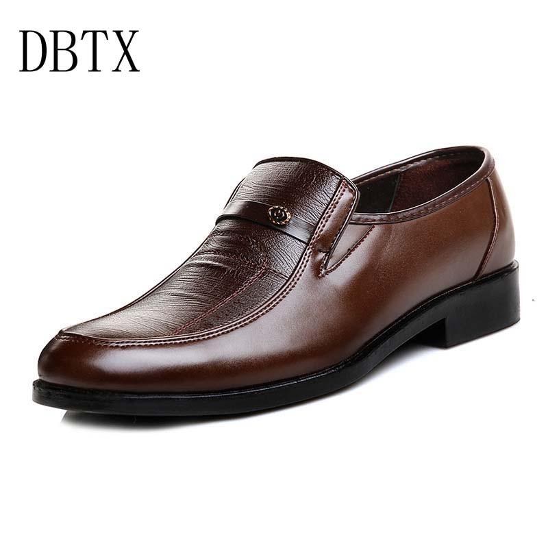 Zapatos de Hombre Inglaterra tendencia Casual zapatos de ocio zapatos de cuero transpirable cómodo para Hombre mocasines de pie plano Hombre