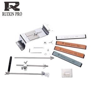 Image 5 - Demir çelik bıçak bileyici Mutfak Bıçak Kalemtıraş Bileme Fix Sabit Açı taşlar ile