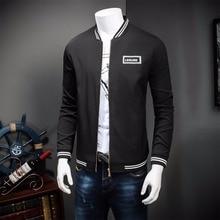 Plus size 9XL 8XL 7XL 6XL 5X New Autumn Winter Men s Cotton Jackets Stand Collar