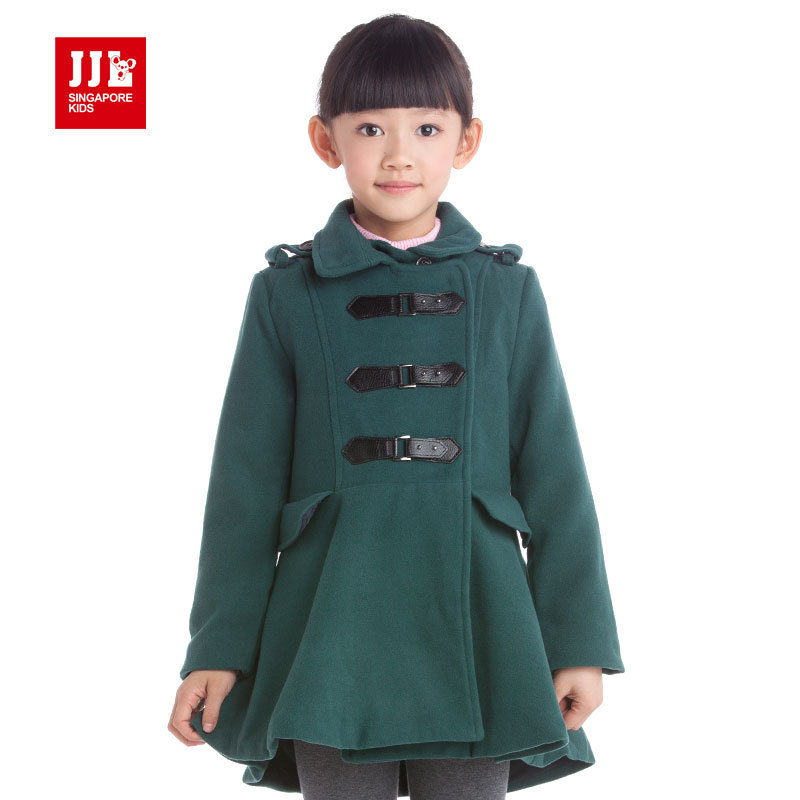 Online Buy Wholesale girls winter dress coats from China girls ...
