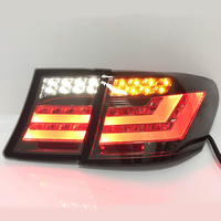 manufacturer Car Style Tail lamp for LEXUS LS460 LS500 LS600 LED Tail light Fit 2006 2009 with Sequential Indicator turn light