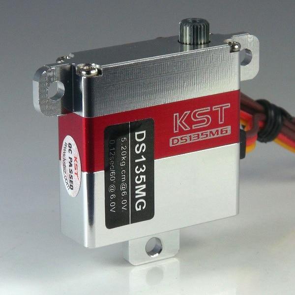 KST DS135MG 23g 5 2kg 12 sec Digital Servo for Glider Corelss motor