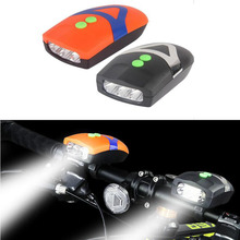 Bicycle Light LED Bike Light Front With Bell Mountain Bike H
