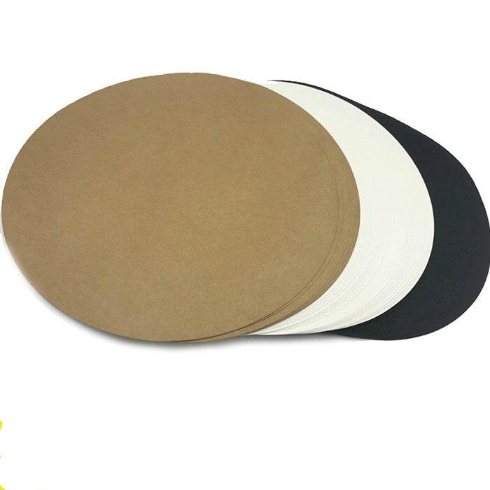 Diameter 36cm/30cm Circular Blank Cardboard Suitable for Sketch Hand-made Watercolor Painting Cartoon Painting 250gsmDiameter 36cm/30cm Circular Blank Cardboard Suitable for Sketch Hand-made Watercolor Painting Cartoon Painting 250gsm