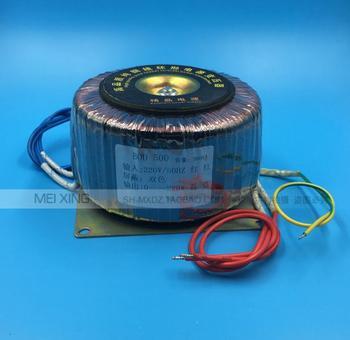 220V 2.27A Toroidal transformer 500VA 220V copper custom transformer transformer for Isolation transformer фото