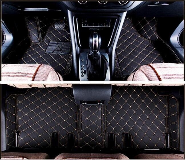 Высокое качество коврики! Специальные коврики для Toyota Venza 2016 2009 водонепроницаемый прочный ковры для Venza 2013, Бесплатная доставка