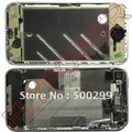 For iPhone 4 4G Middle board full set Chassis Housing by free shipping;