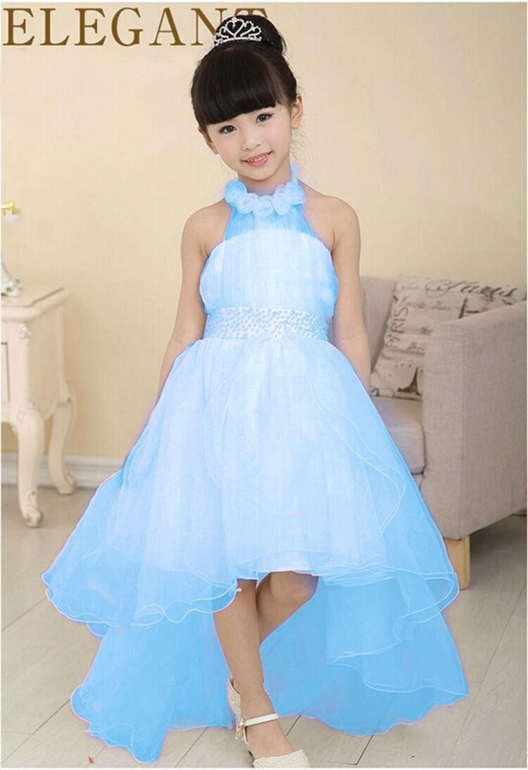 6d541561939e Baby Girls Princess Dresses For Wedding Party Toddler Girl Birthday ...