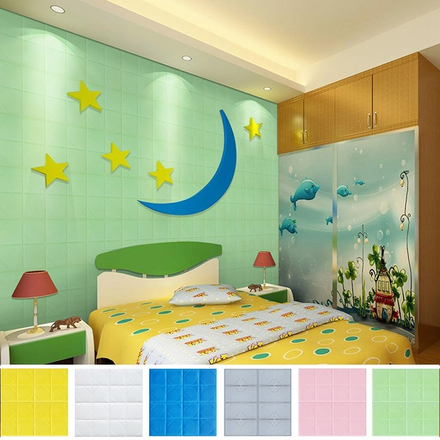 Edge U0026 Corner Guards Wall Stickers Colored Crash Proof 3D Decals Kids  Playroom Safe Protection Baby Part 87