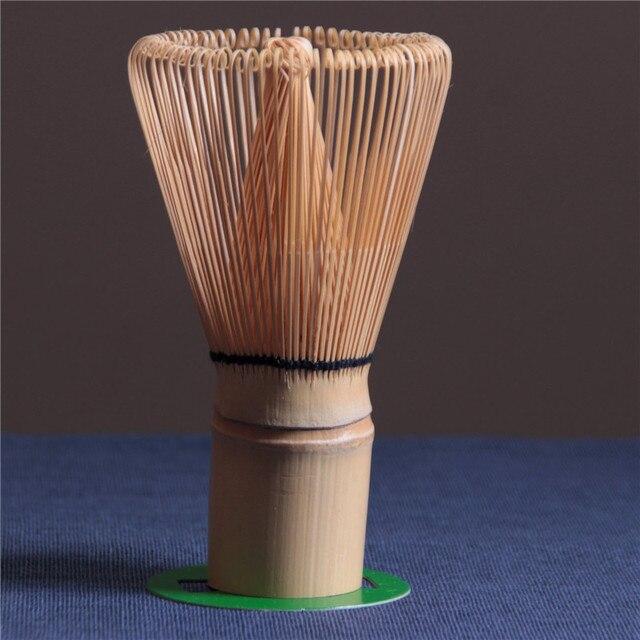 64 Bubuk Teh Hijau Matcha Kocokan Matcha Bambu Kocokan Bambu Chasen